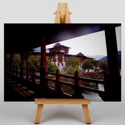 Big Box Art Punakha Bhutan Photographic Print on Canvas