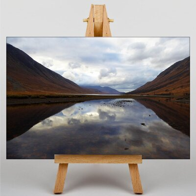 Big Box Art Scotland Landscape No.5 Photographic Print on Canvas