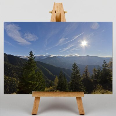 Big Box Art Tatry Slovakia Mountains Photographic Print Wrapped on Canvas