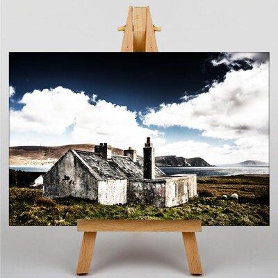Big Box Art Sky Clouds No.5 Photographic Print on Canvas