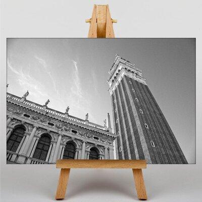 Big Box Art Piazza San Marco Venice Italy Photographic Print on Canvas
