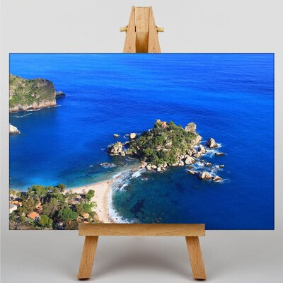Big Box Art Sicily Italy No.2 Photographic Print Wrapped on Canvas