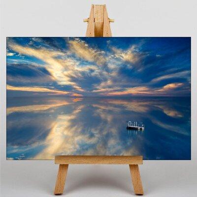 Big Box Art Sea Landscape No.1 Photographic Print on Canvas