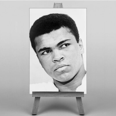 Big Box Art Muhammad Ali Photographic Print Wrapped on Canvas