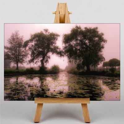 Big Box Art Sweden Landscape No.7 Photographic Print Wrapped on Canvas