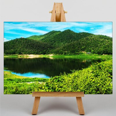 Big Box Art Thailand Landscape No.2 Photographic Print Wrapped on Canvas