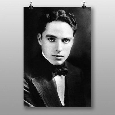 Big Box Art Charlie Chaplin No.2 Photographic Print