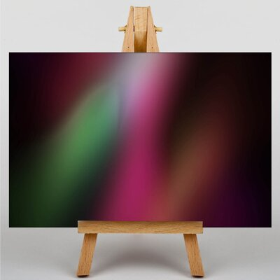 Big Box Art Abstract No.7 Graphic Art on Canvas