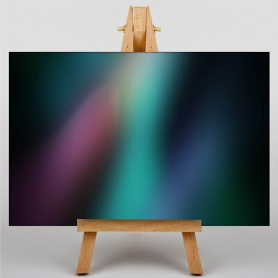 Big Box Art Abstract Art No.6 Graphic Art Wrapped on Canvas