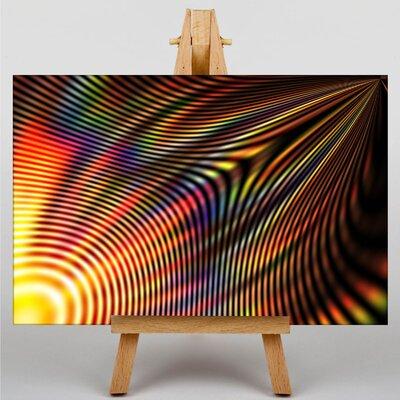 Big Box Art Abstract Art No.1 Graphic Art on Canvas