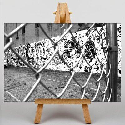 Big Box Art Graffiti No.10 Photographic Print on Canvas