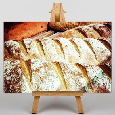 Big Box Art Bread No.2 Photographic Print Wrapped on Canvas