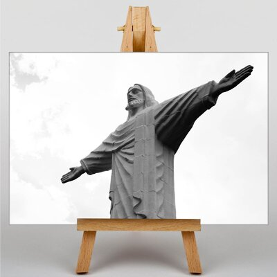 Big Box Art Corcovado Rio De Janeiro Brazil No.2 Photographic Print on Canvas