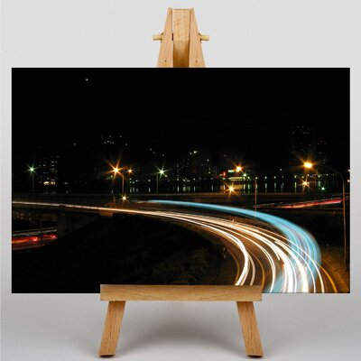 Big Box Art Taiwan Traffic Photographic Print on Canvas
