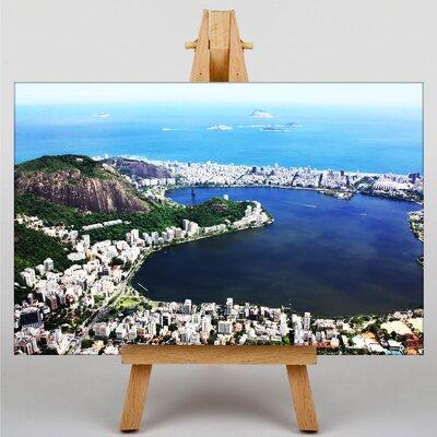 Big Box Art Rio De Janeiro Brazil No.2 Photographic Print on Canvas