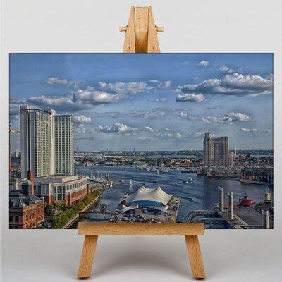 Big Box Art Baltimore Maryland USA No.1 Photographic Print on Canvas