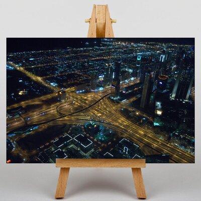 Big Box Art Dubai United Arab Emirates No.2 Photographic Print on Canvas
