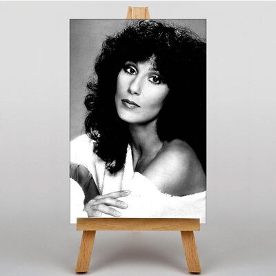 Big Box Art Cher Photographic Print on Canvas