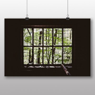 Big Box Art 'Window to the Trees' Photographic Print