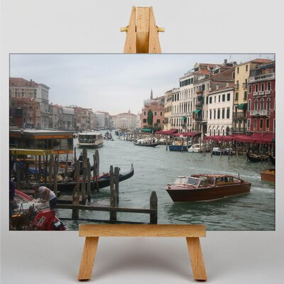 Big Box Art Venice Photographic Print on Canvas