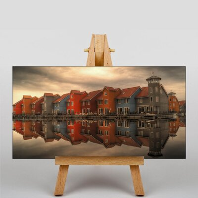 Big Box Art Netherlands Photographic Print Wrapped on Canvas