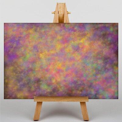 Big Box Art Abstract No.2 Graphic Art on Canvas