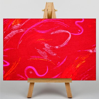 Big Box Art Abstract Design No.5 Graphic Art on Canvas
