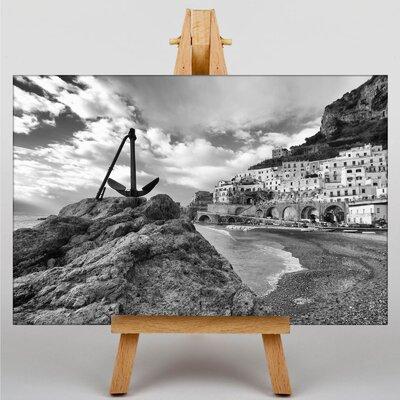 Big Box Art Amalfi Coast Italy Photographic Print on Canvas