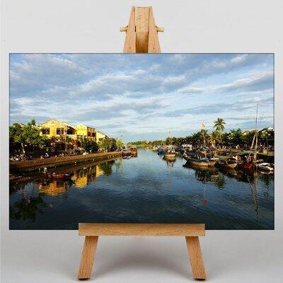 Big Box Art Vietnam Landscape No.3 Photographic Print on Canvas