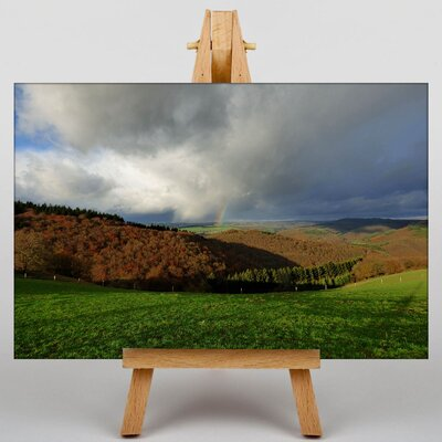 Big Box Art Luxembourg No.1 Photographic Print on Canvas