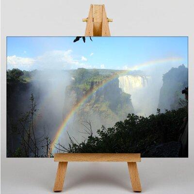 Big Box Art Victoria Falls Zimbabwe Photographic Print on Canvas