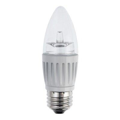 13W E26/Medium LED Light Bulb Wattage: 3W