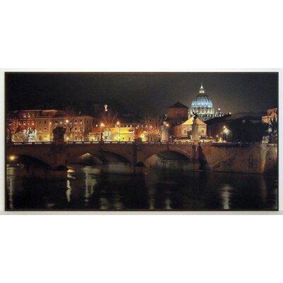 ERGO-PAUL Rome by Night Painting Print