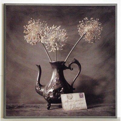 ERGO-PAUL Flowers in Vase Painting Print