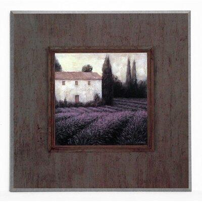 ERGO-PAUL Lavender Hill Painting Print