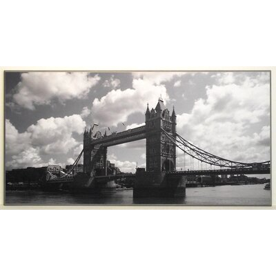 ERGO-PAUL Tower Bridge, London Painting Print