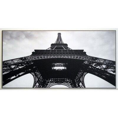 ERGO-PAUL Eiffel Tower Painting Print