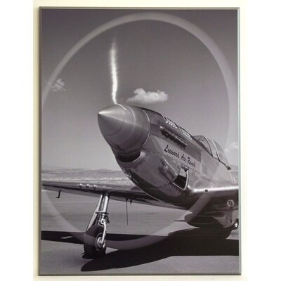 ERGO-PAUL Spinning Propeller Painting Print