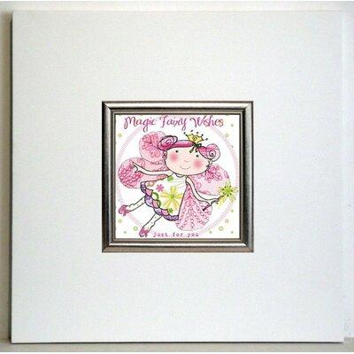 ERGO-PAUL Magic Fairy Wishes Painting Print