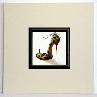 ERGO-PAUL High Heels - Wild Passion Framed Painting Print