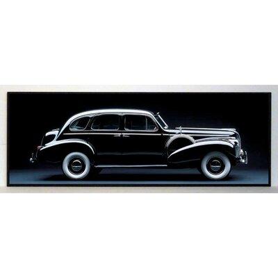 ERGO-PAUL 1941 Buick Printing Print