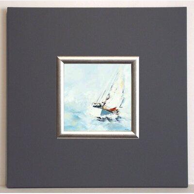 ERGO-PAUL Force 7 Framed Painting Print