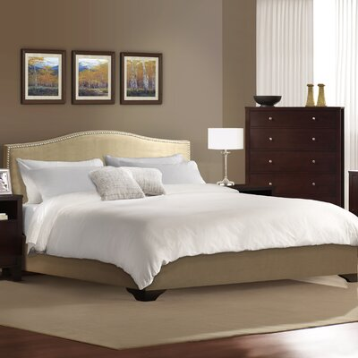 LifeStyle Solutions Magnolia Platform 4 Piece Bedroom Set