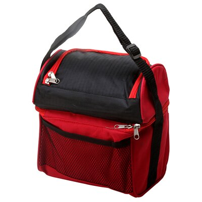TrailWorthy Cooler Color: Red