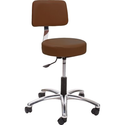 Brandt Airbuoy Office Chair Color: Brown