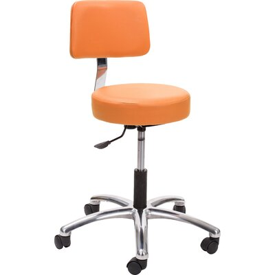 Brandt Airbuoy Office Chair Color: Tangerine
