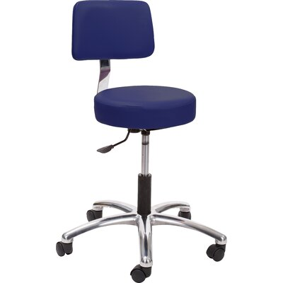 Brandt Airbuoy Office Chair Color: Slate Blue