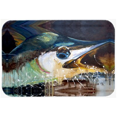 "Marl Kitchen/Bath Mat Size: 24"" H x 36"" W x 0.25"" D"