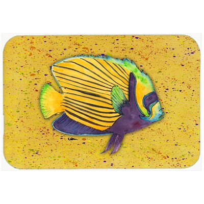 Fish Tropical Fish Kitchen/Bath Mat