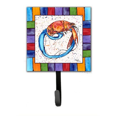 Beach and Seafood Wall Hook Letter: O